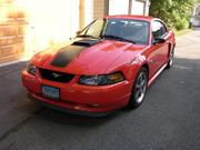 2004 FORD mustang 2004 - Ford Mustang