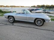 1966 Chevrolet Corvette 327 350 4 SPEED MANUAL